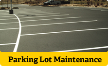 Parking Lot Maintenance